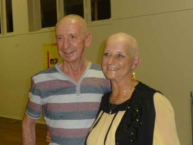 Sally's Shave for a Cause