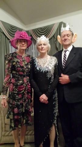 Queen's Birthday Party
